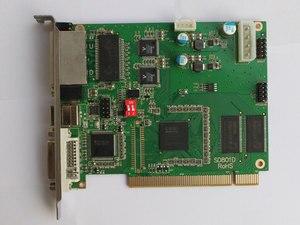 SRY LINSN TS802D отправка карты, полноцветный светодиодный видео дисплей LINSN отправка карты