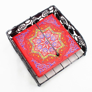 Image 2 - OurWarm EID Mubarak Decor Paper Napkin Disposable Table Cloth Cover Muslim Festival EID Al Fitr Ramadan Decor Party Supplies