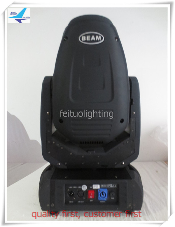 T-Wholesale 2Pcs sharpy beam 10r 280 moving head night club light/disco light