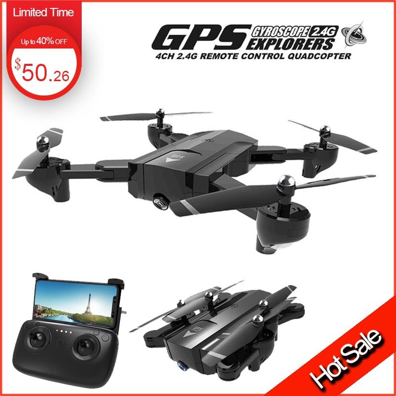 Profesional de GPS Drones con 1080 P 720 P 5G WIFI HD Cámara drone SG900 Me sigue altitud Quadrocopter plegable SG900-S Drone