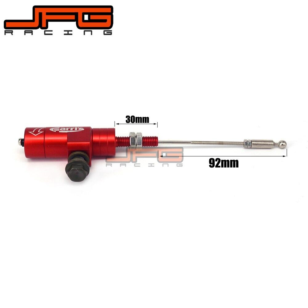 Hydraulic Clutch Master Slave Cylinder Rod Pump For HONDA CRF250X CRF450R CRF450X CRF230F CRFF150R CRF150F CRF230R clutch slave cylinder for alfa romeo 147 fiat 500 oem 60801973 55196189 46541667 55227259