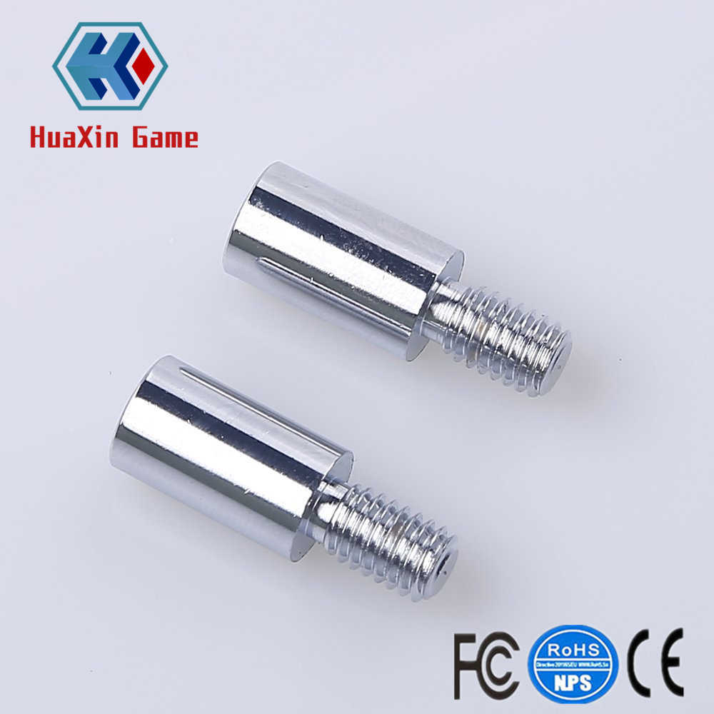 2pcs Arcade DIY Shaft Extender Joystick Extension Rod For Sanwa Joystick & Zippyy Joystick & Jamma Extension & Control Extender
