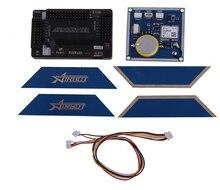 fpv ArduPilot Mega APM 2.6 + Ublox 6M GPS w/ compass DIY Drones APM2.6 Free solder