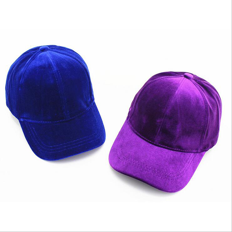 2018 new winter Baseball Caps with no embroidery strap Simple Suede back cap and hat for men and women's hat on white 8 colors chemo skullies satin cap bandana wrap cancer hat cap chemo slip on bonnet with ribbon 8 colors 10pcs lot free ship