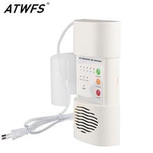 ATWFS aire ozonizador purificador de aire desodorizador casero ozono ionizador generador esterilización filtro germicida desinfección SALA DE LIMPIEZA