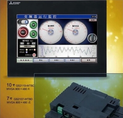 MITSUBISHI touch screen Interface  GS2107-WTBD GS2110-WTBD