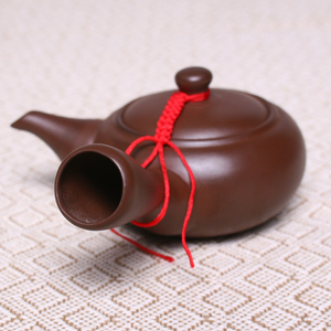 150ML Teapot Tea Set Chinese Zisha Yixing Purple Clay Kongfu Pattern Pottery Health Infuser Handmade Paint Ceramic Clay Teapot
