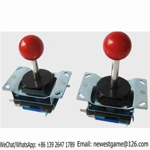 Excellent Quality Coin Operated Amusement Cabinet Games Machine Accessory Parts Fighting Stick Street Iron Arcade Joysticks
