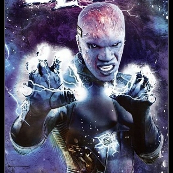 Amazing Spider-Man 2 – Electro Laminated & Framed Poster Print (22 x 34)