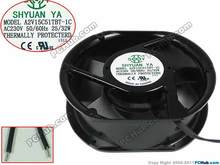 Free Shipping For SUNON A2V15C51TBL-1C AC 230V 25W 2-wire 172x151x51mm Server Round fan