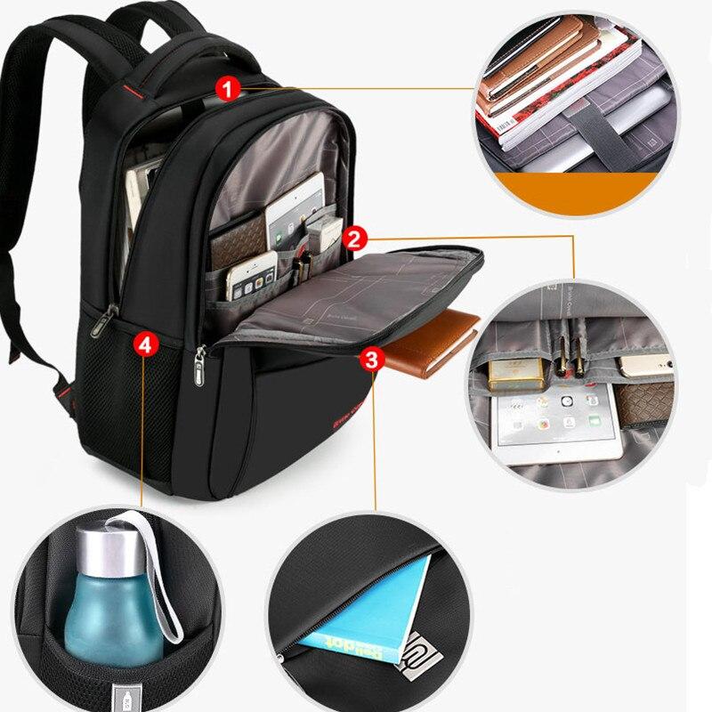 Jacodel 14 15 15,6 16 17 17,3 hüvelykes laptop táska nagy - Laptop kiegészítők - Fénykép 2