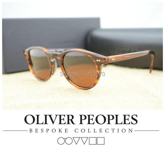 ¡ Caliente! Moda Sin Pueblos BurdenOliver Retro Mujeres y Hombres Gafas Gafas de Sol de La Vendimia Riley-k gafas de sol envío gratis