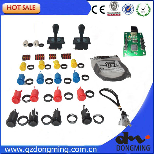 Aliexpress buy arcade parts bundles kit with american joystick aliexpress buy arcade parts bundles kit with american joystickbutton2 players usb to jammapc board to diy arcade machine by yourself from reliable solutioingenieria Choice Image