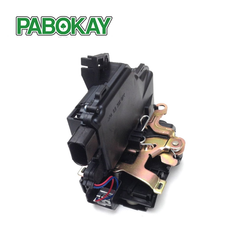 FS Door lock actuator 3B1837015A for VW Passat B5 Golf Jetta MK4 Beetle Door Lock Actuator Front Left Driver Side DLA01