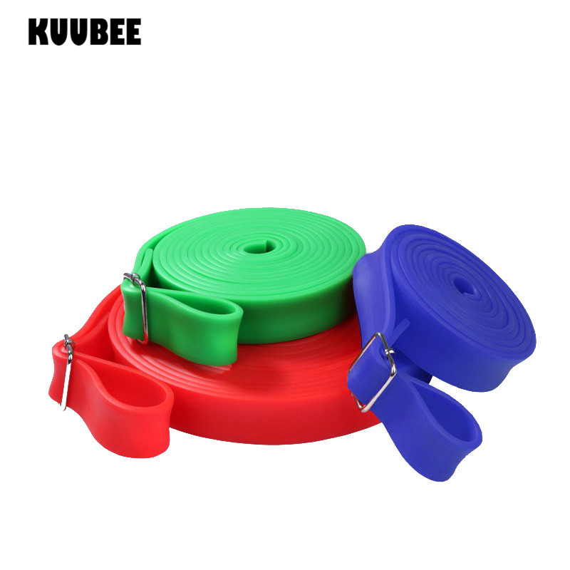 Rubber Pull Rope 3M 5M 10M Running Strength Tranning Belt Resistance Bands