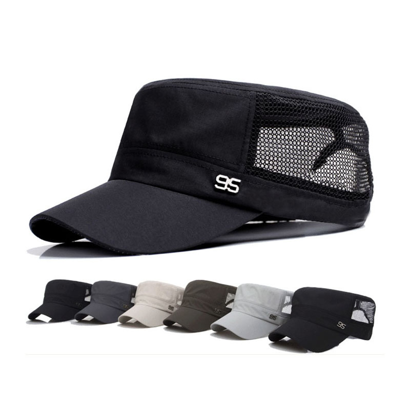 New Fashion Brand Baseball Cap Outdoor Baseball Hat Breathable Men Women Summer Mesh Cap Baseball-Caps Gorras fashion sports baseball cap men