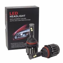 2X Led 880 881 Car Headlights 120w 10000lm Led Head Light Bulb Automobiles Headlamp 6000K white Fog Lamps xenon replace high low