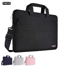 MOSISO New Unisex Large Capacity 13.3 14 15.6 Inch Laptop Bag Notebook Shoulder Handbag Sleeve For Macbook Air Pro 15.4