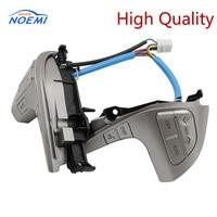 84250 06180 New Steering Wheel Audio Control Button Switch For Toyota Hilux Vigo Corolla Camry Highlander Innova