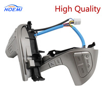 Free Shipping! 84250 06180 New Steering Wheel Audio Control Button Switch For Toyota Hilux Vigo Corolla Camry Highlander Innova