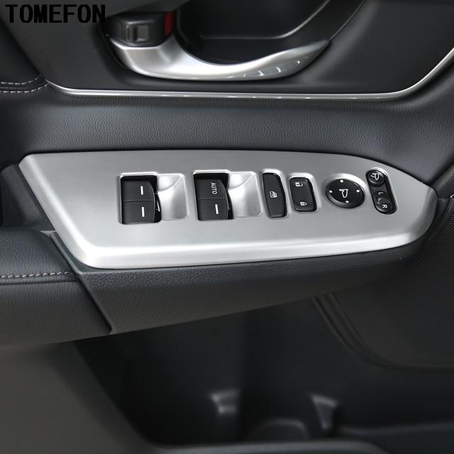 For Honda Crv Cr V 2017 2018 Interior Window Glass Panel Armrest