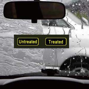 Image 4 - Venta superior de vidrio de coche Nano recubrimiento hidrofóbico tela zapatos agente Spray Kit