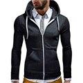 2016 новый известный бренд мужская мода толстовки, с длинным рукавом Пуловеры толстовки мужская одежда хип-хоп мужчины с капюшоном толстовка мужчин M-2XL