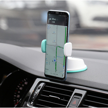 New Car Phone Holder Universal Dashboard Cell GPS Mount Stand Anti-skid Design Cradle Clip Car-styling