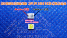 JUFEI LED aydınlatmalı 1W 3V 1210 3528 2835 84LM soğuk beyaz LCD arka işık TV TV uygulaması için 01.JT. 2835BPW1 C