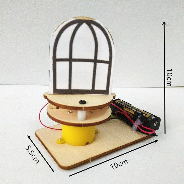 Happyxuan-Physical-Optics-Experiment-Set-DIY-Science-Laboratory-Kits-Kids-Cage-Bird-Persistence-Of-Vision-STEM