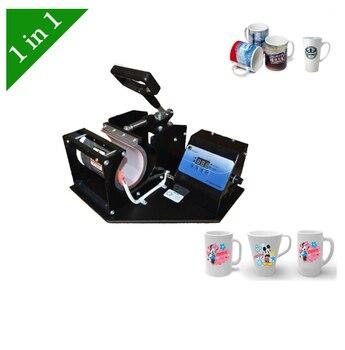 Portable Digital Cup Mug Heat Press Machine,Sublimation Mug Press printing недорого