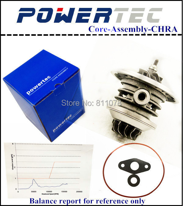 Garrett turbocharger parts gt1444s 708847-5002s 708847 turbo cartridge core chra for fiat doblo 1.9jt