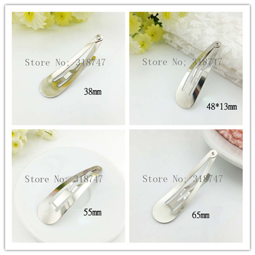 Multi sizes option silver clip Jewelry Accessories finding Garment Jewelry Garment Accessory craft 079003006