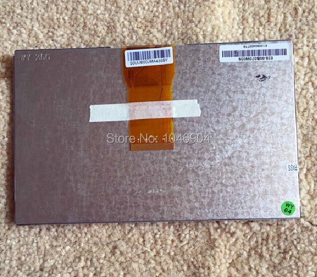Kenntnisreich Freies Verschiffen Ursprüngliche 7 ''zoll 163*97mm 7300101463 E231732 Hd 1024*600 Lcd Display Für Cube U25gt Tablet Pc