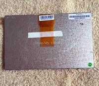 LIVRAISON GRATUITE Origine 7 ''pouces 163*97mm 7300101463 E231732 HD 1024*600 écran lcd écran pour cube U25GT tablet PC