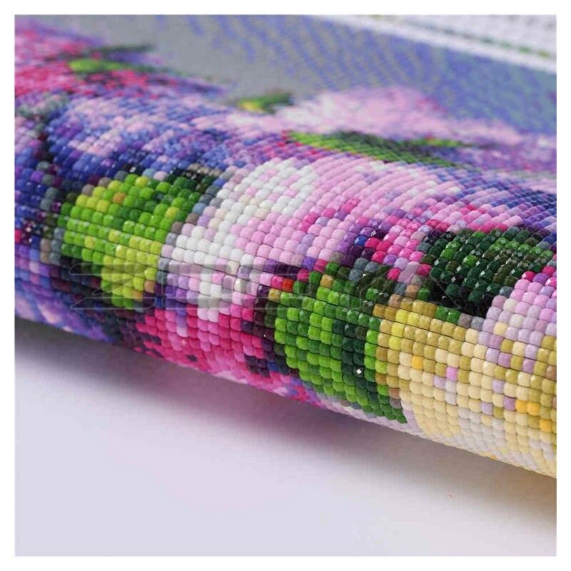 ZOOYA Costura 5D Pintura Diamante BRICOLAJE Punto de Cruz Pintura - Artes, artesanía y costura - foto 5