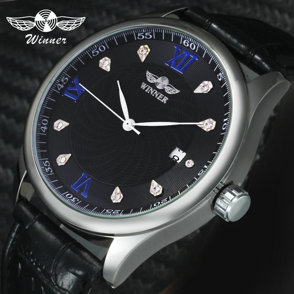T-WINNER ساعة المعصم الميكانيكية - ساعات نسائية