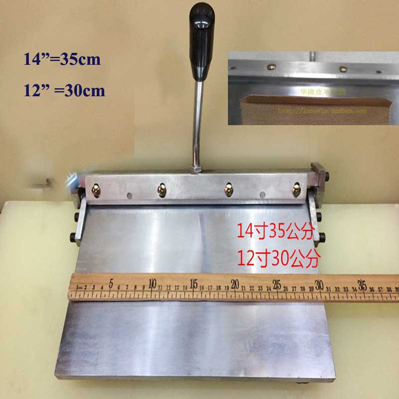 1 pc 12 300MM Leather sewing tool  Manual edge Folding Machine Leather bag Linear edge folder tool1 pc 12 300MM Leather sewing tool  Manual edge Folding Machine Leather bag Linear edge folder tool
