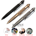 New Portable Tactical Pen Self-defense Weapons EDC Tool Survival Kit Multi-function Outdoor Camping Tool Aluminum Emergency Kit