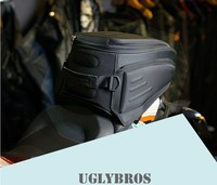 Free shipping Top Fashion Bag Motorcycle Tank Bags New Uglybros Ubb 224 Motorcycle Rear Bag / Road Send Waterproof Cover