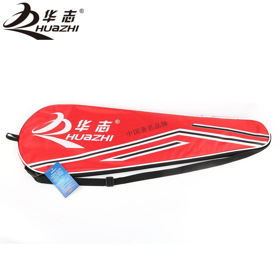Saco de Raquete de Badminton Autêntica Capacidade 2 Raquetes Battledore Envoltório Pacote Oxford Pano Impermeável Wearable Cercar