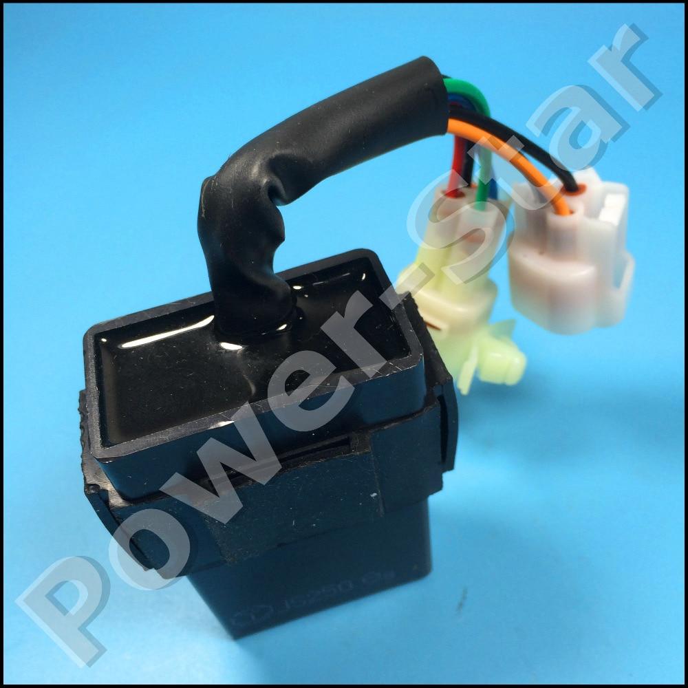 US $9.99 |JS250 Jianshe 250CC ATV Quad CDI Box with 7 Wires Puma ATV on jianshe atv parts, jianshe 400 atv, jianshe puma 250,