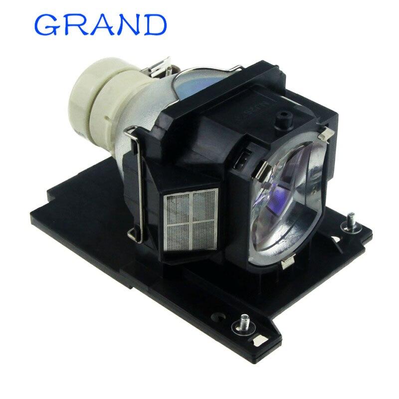 все цены на DT01021 Projector Lamp bulb For HITACHI ED-X45/ED-X45N/HCP-2200X/HCP-2600X/HCP-2650X/HCP-3000X/HCP-3050X/HCP-3560X HAPPY BATE онлайн