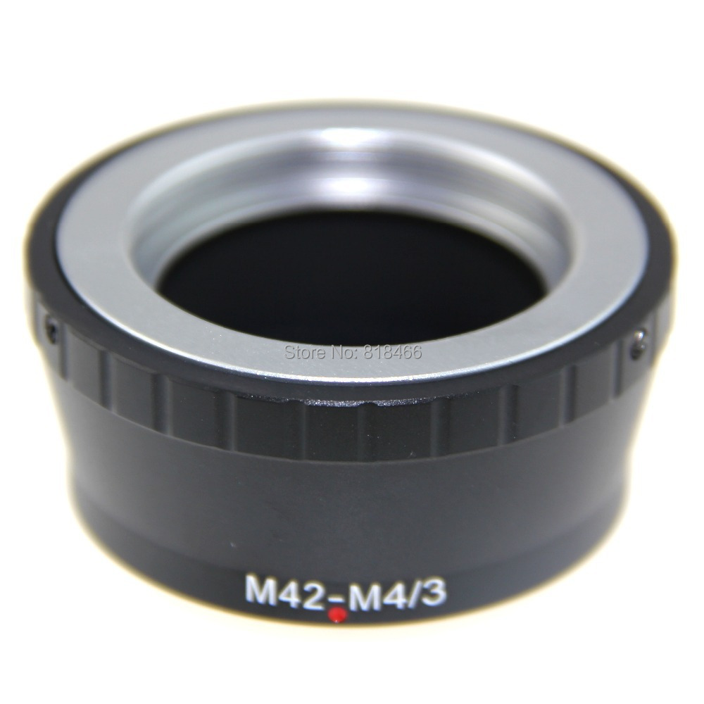 Lens Mount Adapter For M42 Lens to Micro 4/3 M43 GX1 GF5 EP3 EPL5 OMD EM1 M42-M43 for Panasonic G1 G3 GH1 GF1 GF3 E-P1 E-PL3 pixco tilt mount adapter ring suit for m42 lens to micro 4 3 for g10 gf3 gh3 e pl3 e pm1 e pl2 e pl1 e p2 e p1 e m1 camera