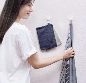 Image 5 - يوبين HL جدار هوك غرفة نوم المطبخ جدار السنانير 3 كجم ماكس تحميل يصل للمنزل الذكي 6 في 1 مجموعة السنانير قوية