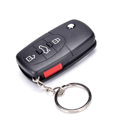 Шутка Автомобиль Дистанционное управление игрушка-ключ Электрический шок кляп практичная смешная шутка игрушка для розыгрыша подарок