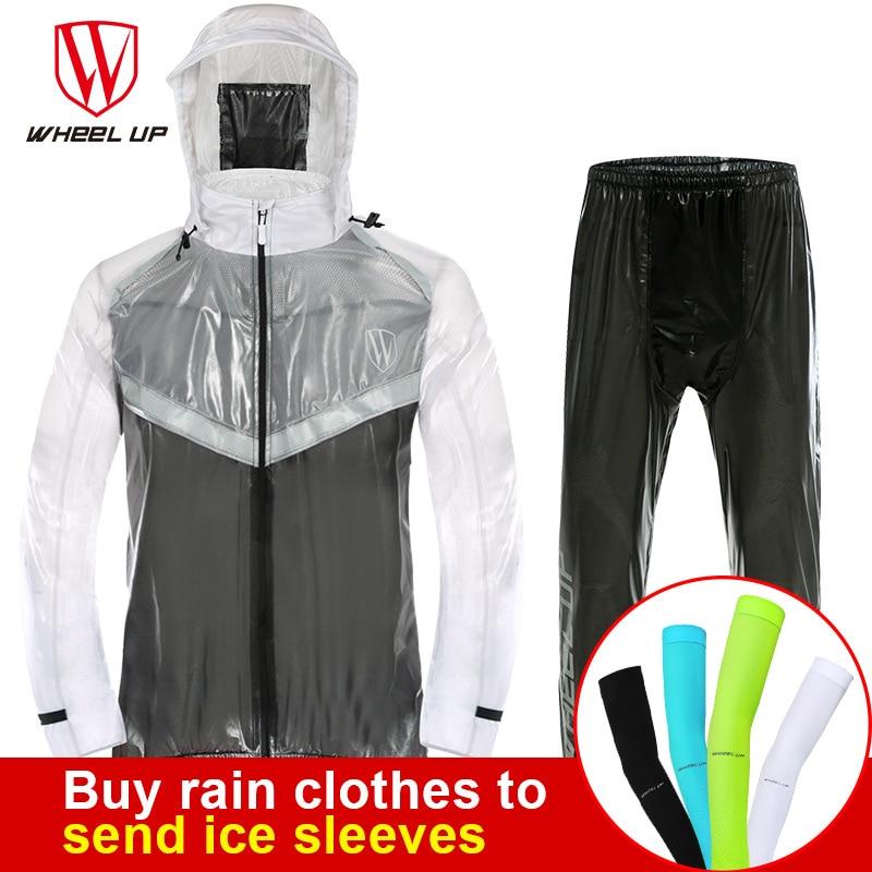 WHEEL UP Αδιάβροχο Jersey Ποδηλασία MTB - Ποδηλασία - Φωτογραφία 1
