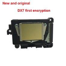 F189010 Oringinal und Neue DX7 Druckkopf F189010 Druckkopf für EPSON B300 310 B500 510 B308 508 B318 518 EPSON R300 Verschlüsselung