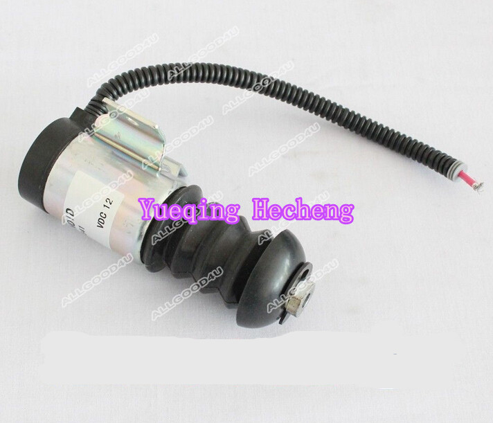 Shut Off Solenoid Valve 04233841 for 912 913 914 Engine 35DZS1E2 new shut off solenoid valve 6667993 fits start engine