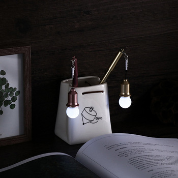 Stationary Office Bulb